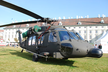 S-70 Black Hawk - © Erhard Gaube - www.gaube.at