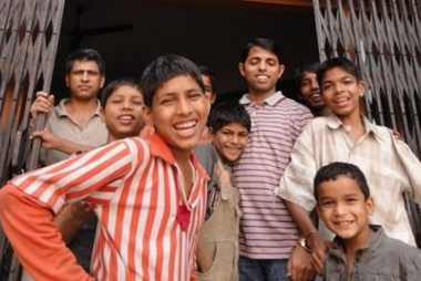 Don Bosco Ashalayam Haus © SALESIAN MissionNewswire / Bosco Net India