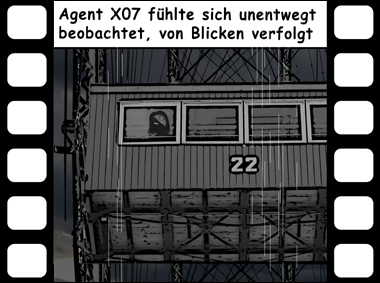 Agententour in Wien - Cartoon by Snorre - March 2019 - Erhard Gaube - www.gaube.at